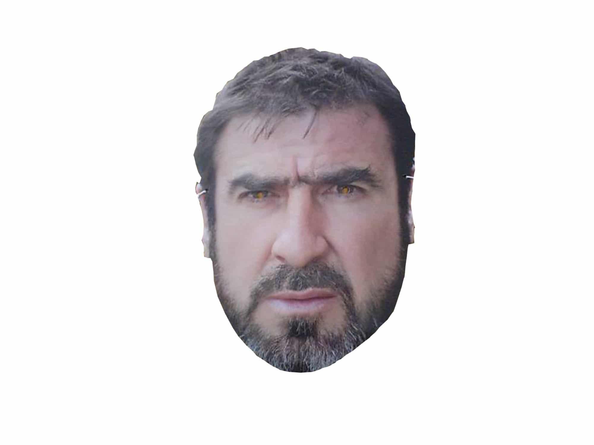 Cantona Mask