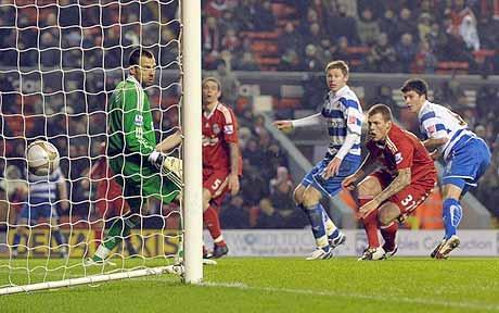 Winning goal: Shane Long