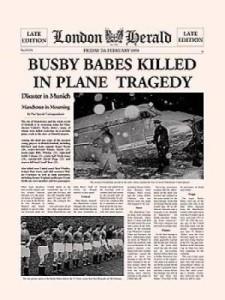 Munich Air Crash