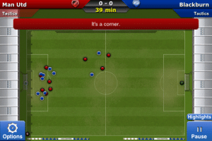 Championship Manager 2011 iPhone