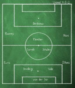 Chalkboard versus Chelsea