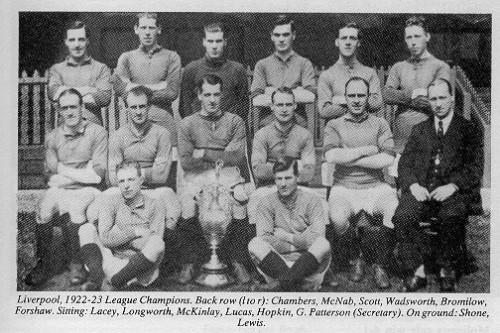 Liverpool 1923
