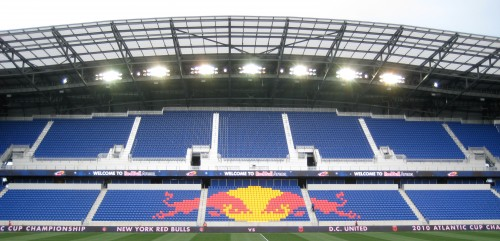Red Bull Arena, Harrison New Jersey
