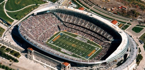 SoldierField, Chicago