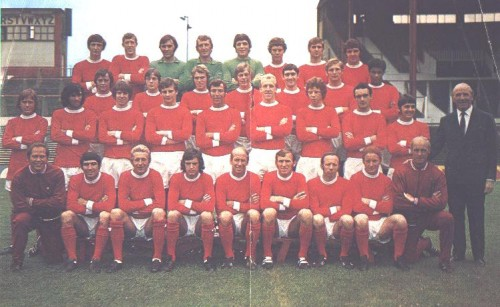 Manchester United 1970