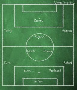 United with Kagawa?