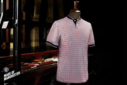 MUFC leisure shirt