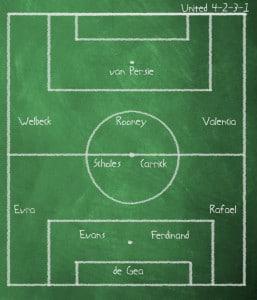 Chelsea v Manchester United – Premier League, Stamford Bridge – Sunday 29 October 2012, 4pm