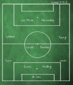 Manchester United v Newcastle United - Premier League, Old Trafford - 26 December 2012