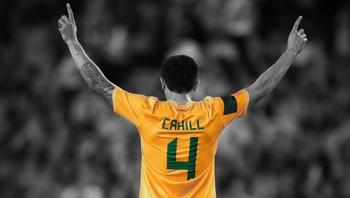 Tim Cahill, Australia