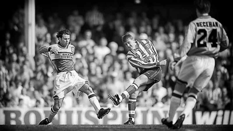 Ryan Giggs, Southampton