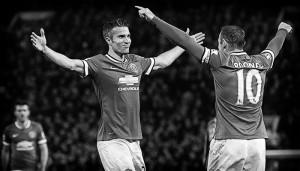 Wayne Rooney, Radamel Falcao, Robin van Persie