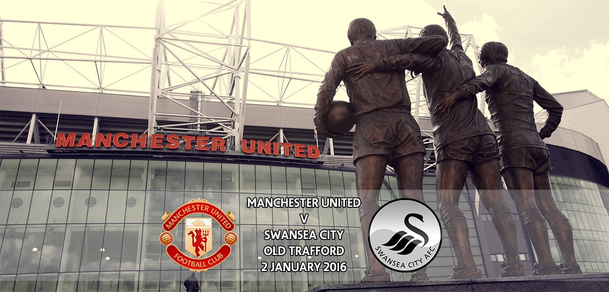 Manchester United v Swansea City, Old Trafford