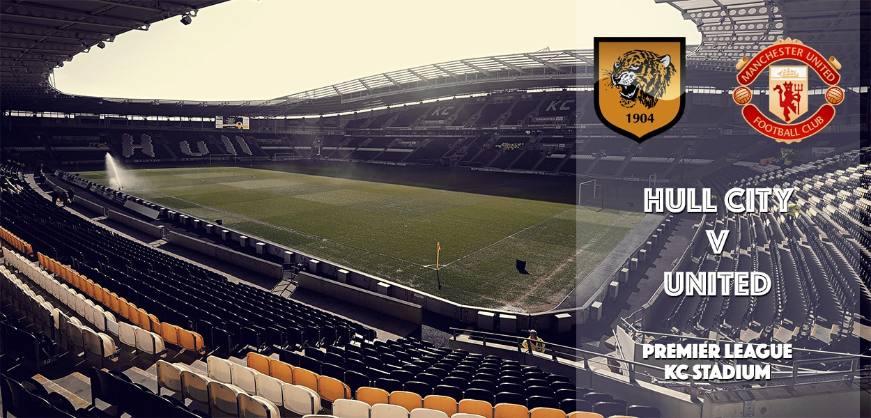 Hull City v Manchester United, Premier League, KC Stadium, 27 August 2015