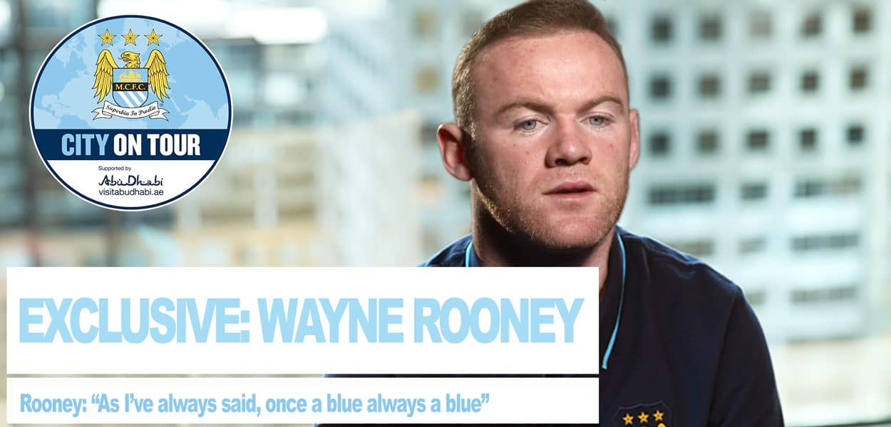 Wayne Rooney, Manchester City