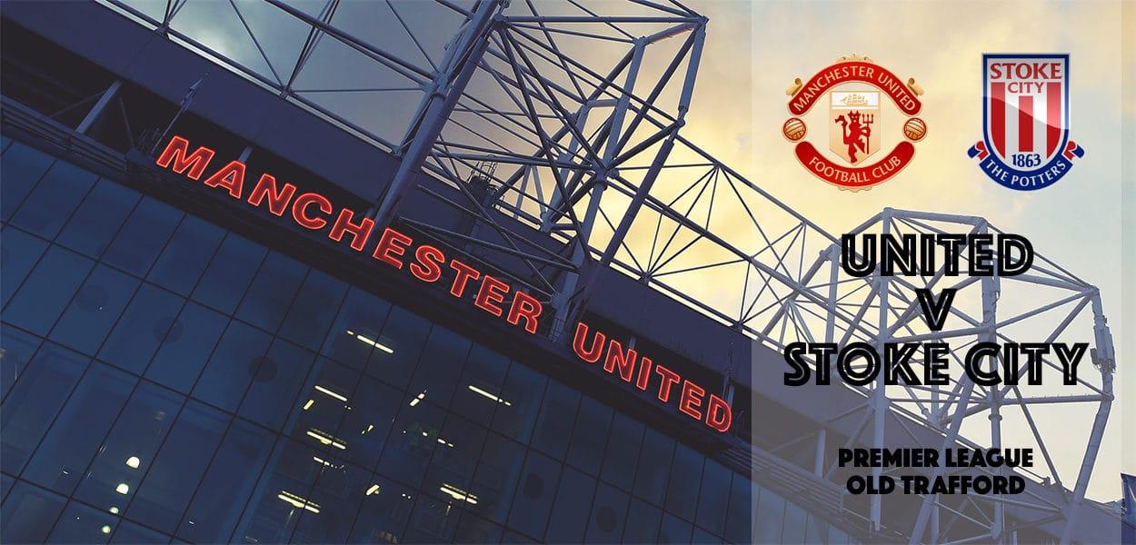 Manchester United v Stoke City, Premier League, Old Trafford, 2 October 2016
