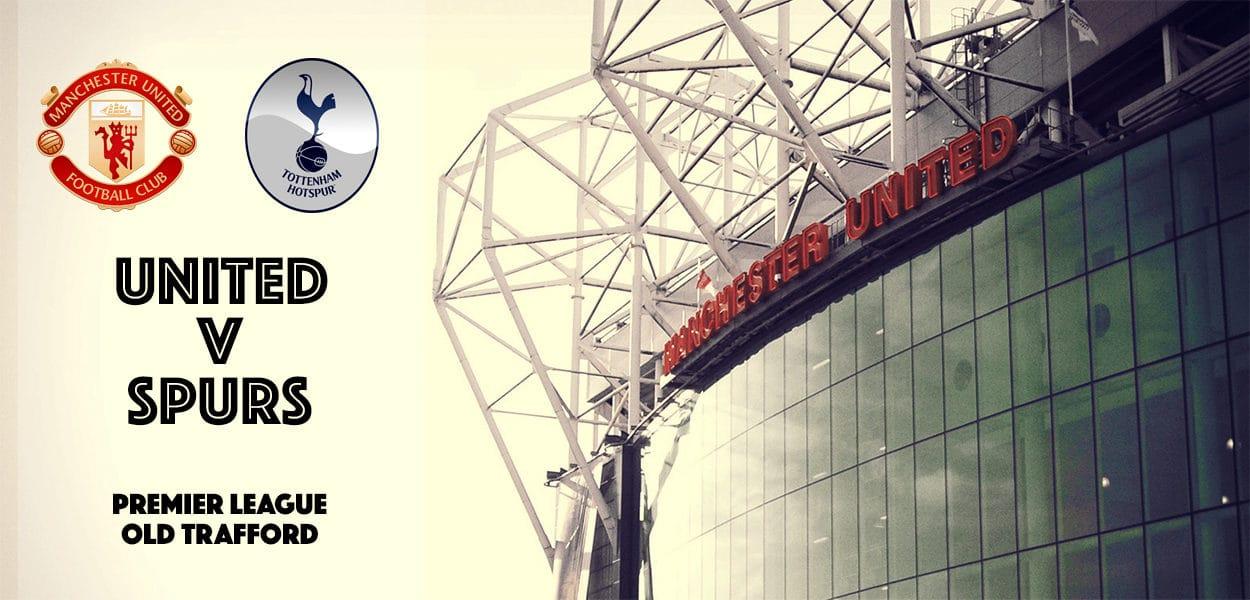Manchester United v Tottenham Hotspur, Premier League, Old Trafford, 11 December 2016