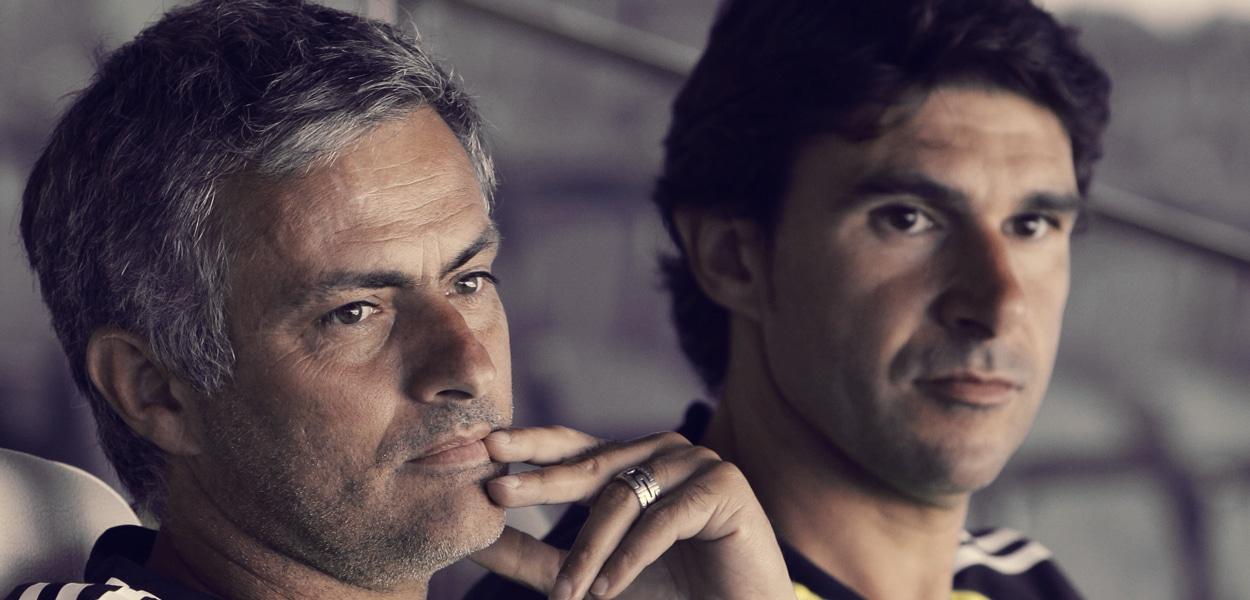 Jose Mourinho, Aitor Karanka