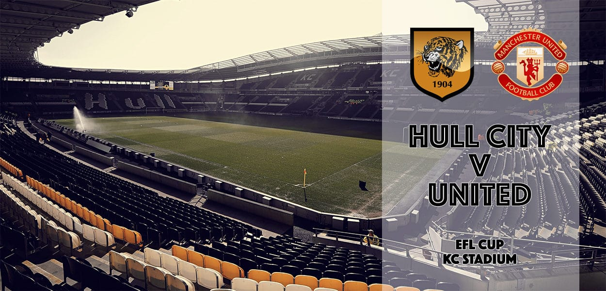 Hull City v Manchester United, EFL Cup Semi Final, KC Stadium, 26 January 2017