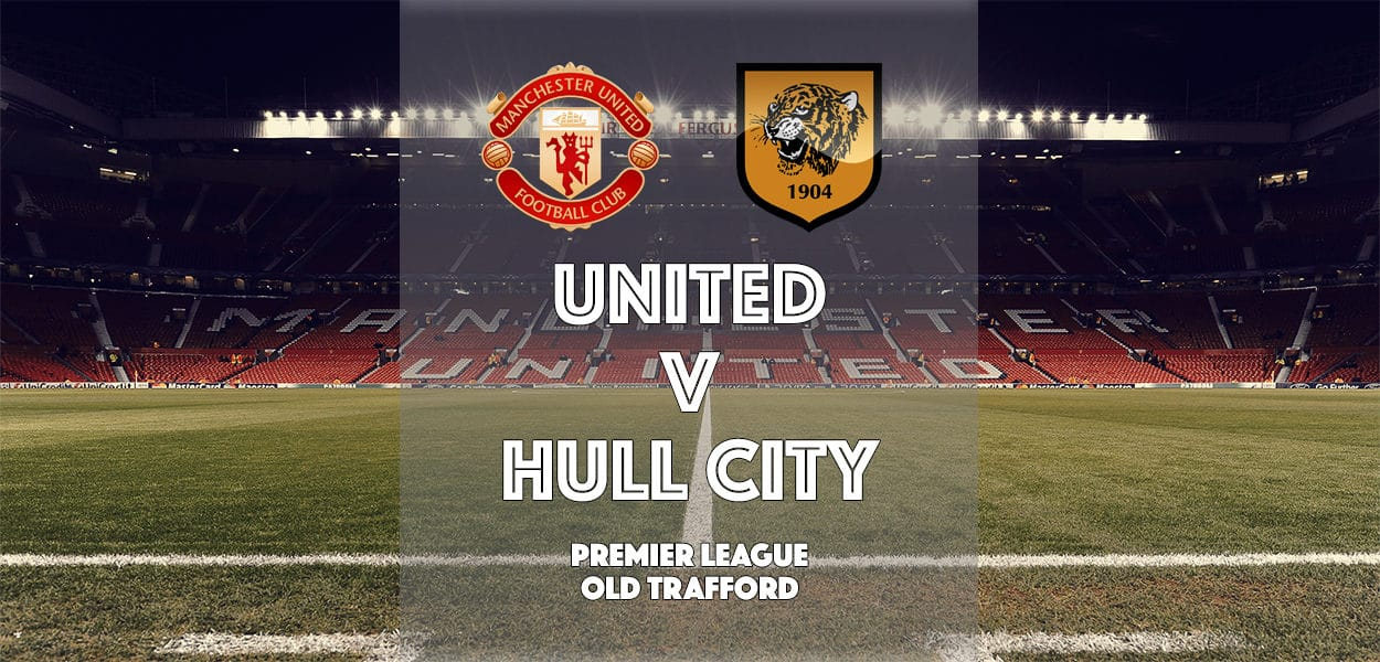 Manchester United v Hull City, Premier League, Old Trafford, 1 February 2017