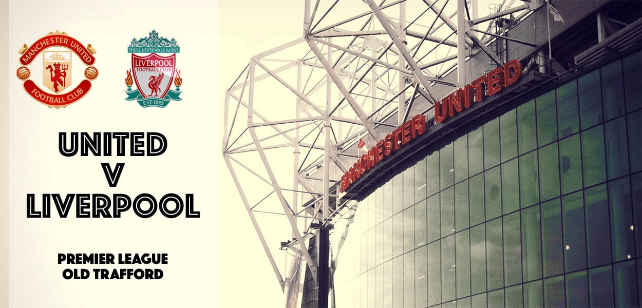 Manchester United v Liverpool, Premier League, 15 January 2016,
