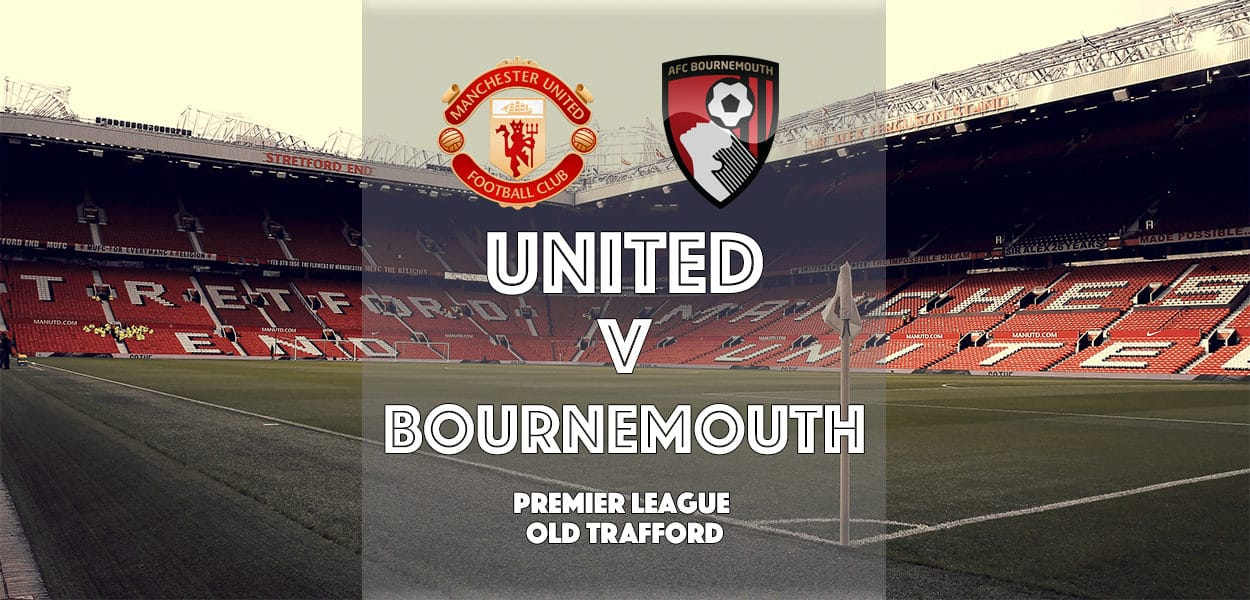 Manchester United v Bournemouth, Premier League, Old Trafford, 4 March 2017