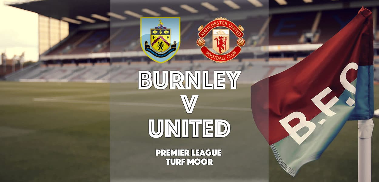 Burnley v Manchester United, Premier League, Turf Moor, 23 April 2017