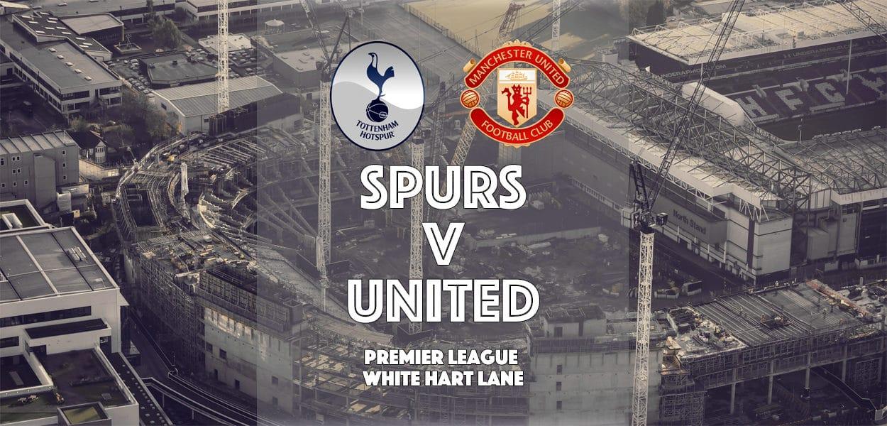Tottenham Hotspur v Manchester United, White Hart Lane, 14 May 2017