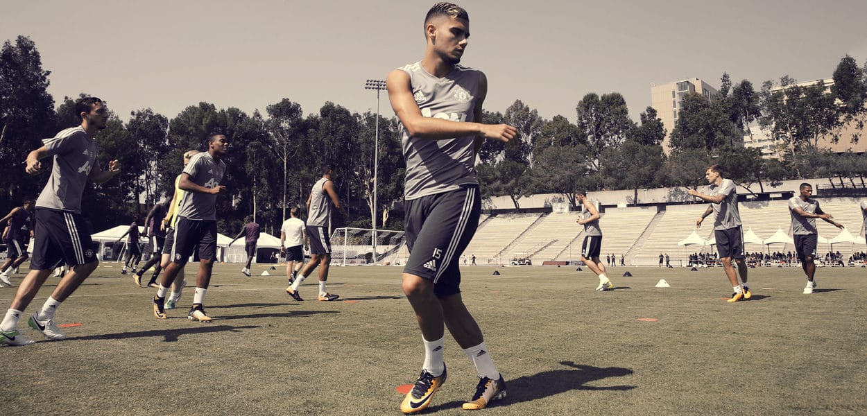 Training, Los Angeles