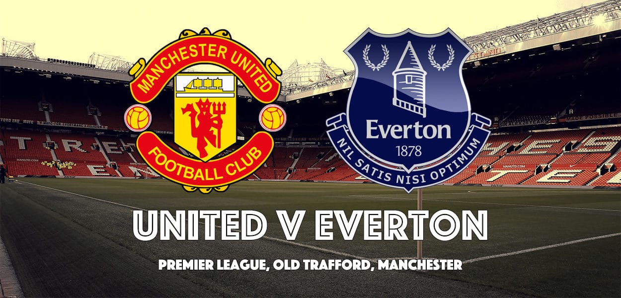 Manchester United v Everton, Premier League, Old Trafford, 17 September 2017