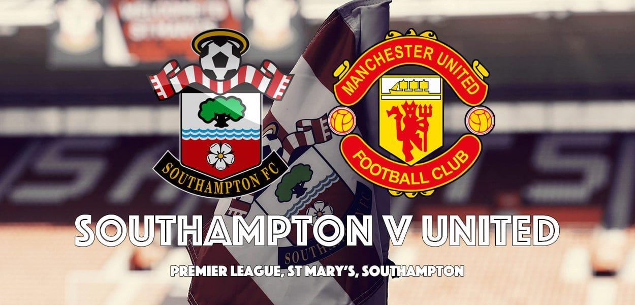 Southampton v Manchester United, Premier League, St Mary's, 23 September 2017