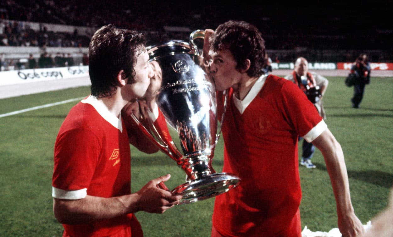 Liverpool European Cup 1977